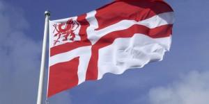 Vlag van de gemeente Weststellingwerf